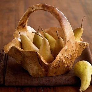Vivaterra Root of The Earth Basket - Large